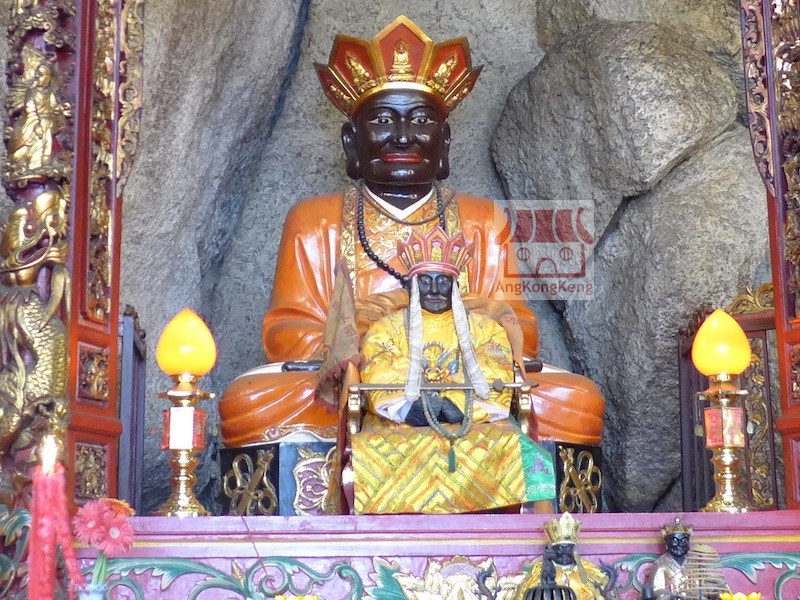 彭亨云顶高原清水岩庙Pahang Genting Highlands Chin Swee Caves Temple