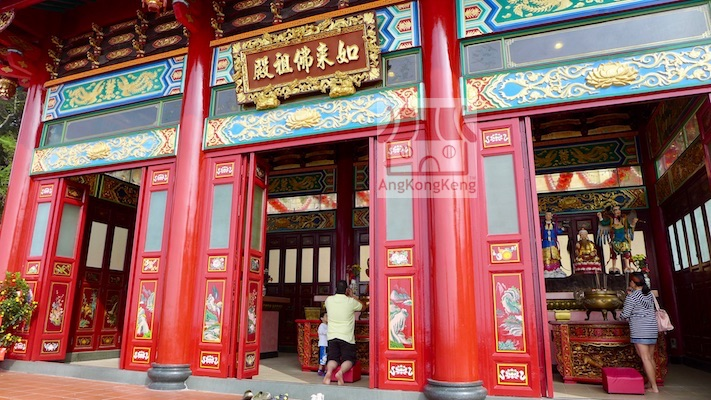 彭亨云顶高原清水岩庙Pahang Genting Highlands Chin Swee Caves Temple Building14