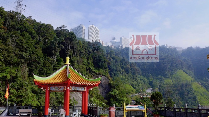 彭亨云顶高原清水岩庙Pahang Genting Highlands Chin Swee Caves Temple Building16
