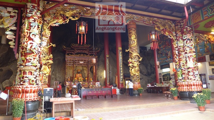 彭亨云顶高原清水岩庙Pahang Genting Highlands Chin Swee Caves Temple Building6