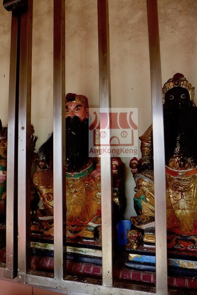 彭亨云顶高原清水岩庙Pahang Genting Highlands Chin Swee Caves Temple Deity12