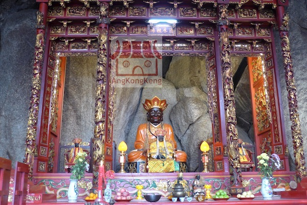 彭亨云顶高原清水岩庙Pahang Genting Highlands Chin Swee Caves Temple Deity2