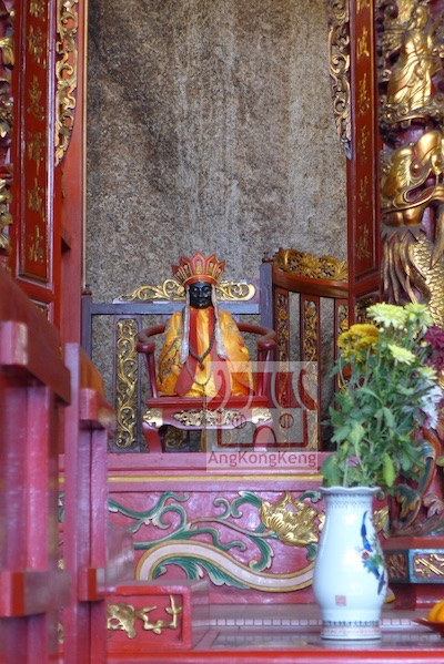 彭亨云顶高原清水岩庙Pahang Genting Highlands Chin Swee Caves Temple Deity4
