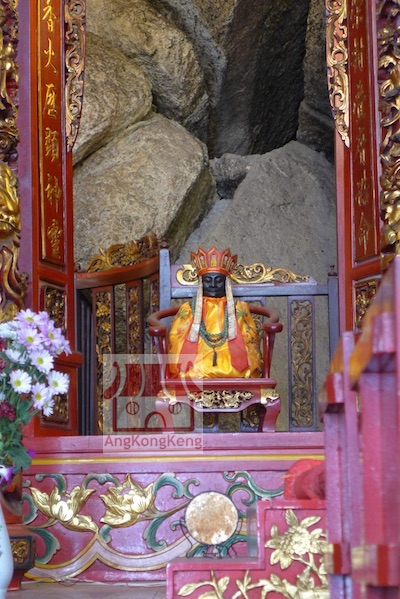 彭亨云顶高原清水岩庙Pahang Genting Highlands Chin Swee Caves Temple Deity5